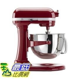 [7含四種攪拌周邊] KitchenAid 攪拌機 KP26M1XER 6 Qt.A1087350 Professional 600 Series Stand Mixer