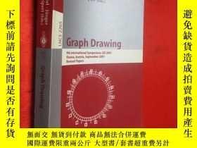 二手書博民逛書店Graph罕見Drawing: 9th Internationa