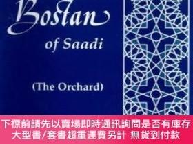 二手書博民逛書店The罕見Bostan Of Saadi (the Orchard)Y255174 Sadi Octagon