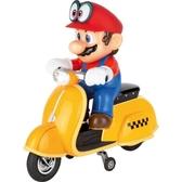 《 任天堂 》超級瑪利歐 摩托車 - 瑪利歐╭★ JOYBUS玩具百貨