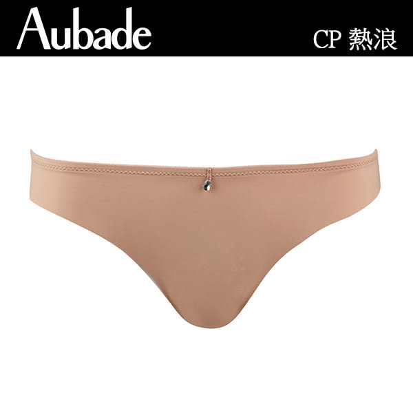 Aubade-熱浪S-L三角褲(膚)CP