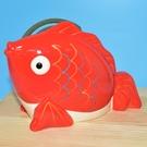 金魚 蚊香薰香器 陶瓷器 可放蚊香薰香安全衛生美觀 日本帶回