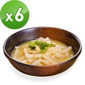 樂活e棧 低卡蒟蒻麵 義大利麵+濃湯(共6份)