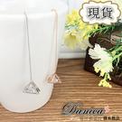 耳環 現貨 韓國氣質甜美簡約微鑲 三角型...