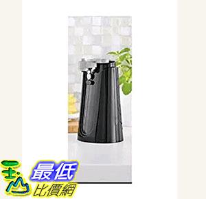[106美國直購] 電動開罐器 Mainstays Can Opener, Black