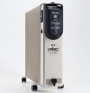 德國嘉儀 HELLER 十片電子式電暖爐 KED510T