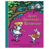 【麥克書店】ALICE WONDERLAND 立體書《收藏經典故事》(愛麗絲夢遊仙境)