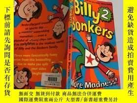 二手書博民逛書店billy罕見2 bonkers 比利2發瘋了Y200392