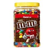 [COSCO代購] C1199868 M&M s Milk chocolate 罐裝牛奶巧克力 1757.7公克
