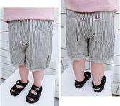 兒童短褲男童女童中褲夏季新款寶寶嬰兒薄款五分褲童裝褲子潮   9號潮人館