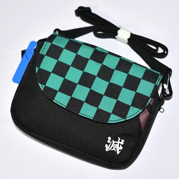 鬼滅之刃 炭治郎 手機側背包, 手機包, 錢包, 證件包 BANDAI日本正版