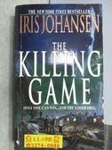 【書寶二手書T1/原文小說_MKT】The Killing Game_Iris Johansen