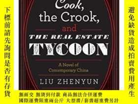 二手書博民逛書店The罕見Cook, the Crook, and the Re