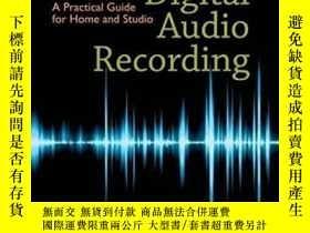 二手書博民逛書店The罕見Art Of Digital Audio Record