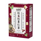 【金薌園】本產紅豆紅薏仁茶10gX10入/ 盒