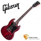 GIBSON 2017 SG Faded T 電吉他 Worn Cherry 台灣總代理/公司貨 附贈GIBSON電吉他袋