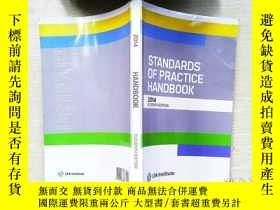 二手書博民逛書店Standards罕見of Practice Handbook:Eleventh Edition 2014Y2