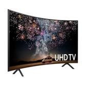 ★限量送水氧香氛機 三星 SAMSUNG 55吋 4K UHD連網黃金曲面液晶電視 UA55RU7300WXZW / 55RU7300
