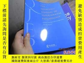 二手書博民逛書店the罕見quarterly journal of experi