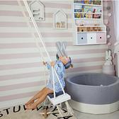A款室內鞦韆吊椅房間棉繩裝飾家用頂懸掛【步行者戶外生活館】