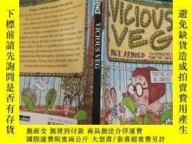 二手書博民逛書店horrible罕見science vicious veg 可怕的科學邪惡的蔬菜.., Y200392