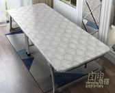 摺疊床板式床單人成人午休床辦公室午睡床簡易床硬板木板床igo     自由角落