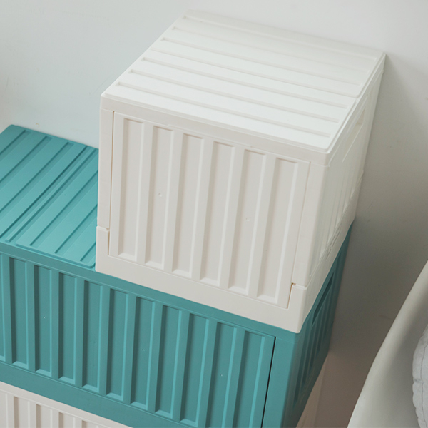 貨櫃椅 收納 收納箱 摺疊收納 【R0164】 FB-3232貨櫃收納箱 樹德 MIT台灣製 收納專科