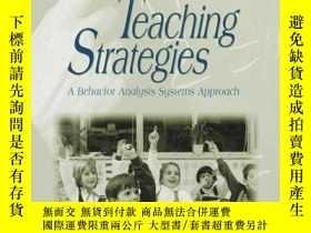 二手書博民逛書店Designing罕見Teaching StrategiesY364682 Greer, Robert Dou
