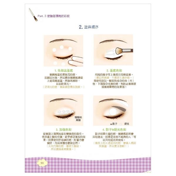 令人怦然心動的10分鐘韓系美人化妝術