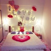 仿真玫瑰花瓣 仿真玫瑰花瓣 求結婚表白生日裝飾花瓣 情人節浪漫周年布置假花瓣 珍妮寶貝