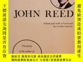二手書博民逛書店約翰·裏德詩選罕見John Reed Collected Poe
