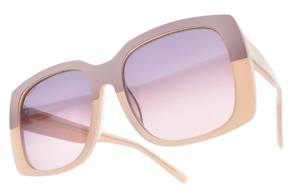 FAKE ME 太陽眼鏡 B01S0NOTATALLH PCH (粉) 韓系微貓眼大框款 # 金橘眼鏡