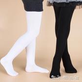 連褲襪新款褲襪女童夏黑色加厚襪夏春白色女打底褲 雙十二全館免運