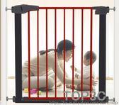 SG003嬰兒童安全門欄樓梯護欄防護欄寵物門欄狗柵欄門護欄門igo「Top3c」