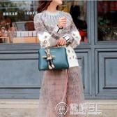女包2020新款時尚潮貝殼手提包通勤單肩斜背女士包