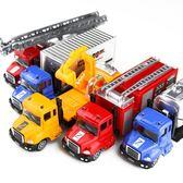 合金車模玩具 迷你挖掘機開窗彩盒包裝12個款式《印象精品》yq54