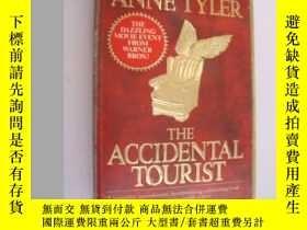 二手書博民逛書店The罕見Accidental TouristY85718 An