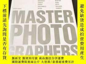 二手書博民逛書店Master罕見Photographers 簡介:Master