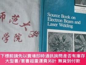 二手書博民逛書店Source罕見Book on EIectron Beam and Laser WeIdingY26483 b