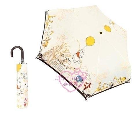 小花花日本精品HelloKitty小熊維尼玩具總動員美樂蒂雙子星蠟筆小新哆啦a夢皮卡丘雨傘折傘