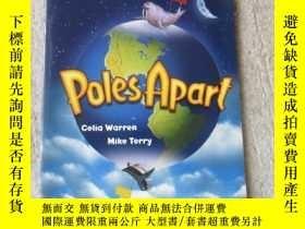 二手書博民逛書店Poles罕見Apart (Rigby Star )Y21478