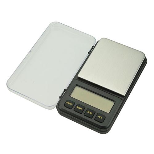 金時代書香咖啡 DIGITAL SCALE電子磅秤 500g/0.01g 黑色