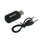 BT-163 USB藍芽音頻接收器 3.5mm AUX音源輸出 藍芽音頻適配器【J128】