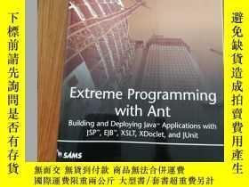 二手書博民逛書店Extreme罕見Programming with Ant: B