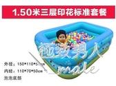兒童寶寶家用大型加厚充氣泳池xx3479【極致男人】