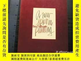 二手書博民逛書店A罕見new spirit in paintingY443410 [catalogue edited by C