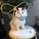 貓咪牽引繩貓用品狗鍊狗狗用品泰迪狗繩胸背帶貓咪寵物狗溜遛貓繩 快速出貨
