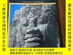 二手書博民逛書店THE罕見TREASURES OF ANGKORY5803