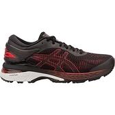 Asics GEL-Kayano 25 2E [1011A029-004] 男鞋 運動 慢跑 休閒 寬楦 亞瑟士 黑紅