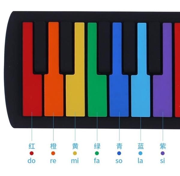 手卷電子鋼琴49鍵